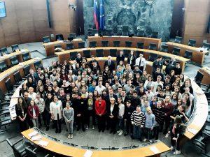 28. Nacionalni otroški parlament